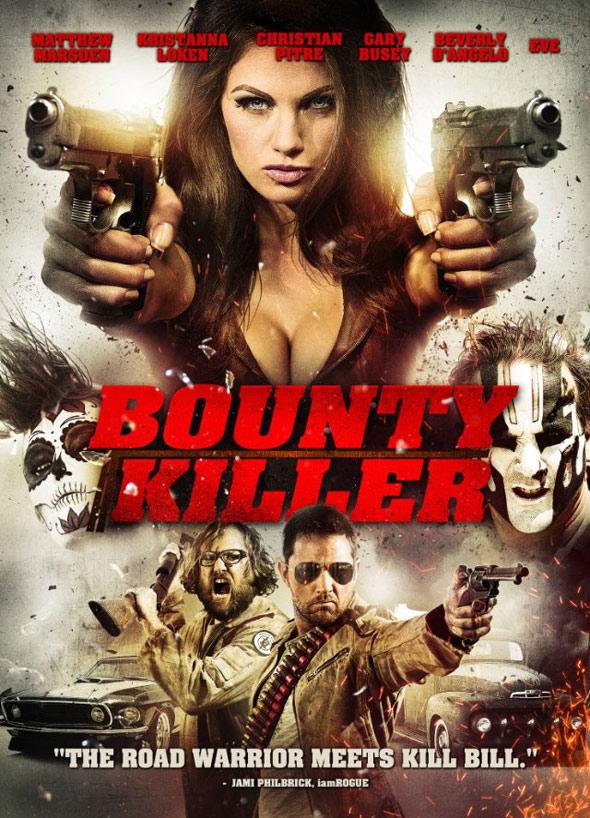 Bounty Killer Poster #1