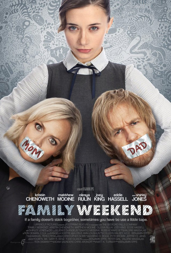 Family Weekend Poster #1