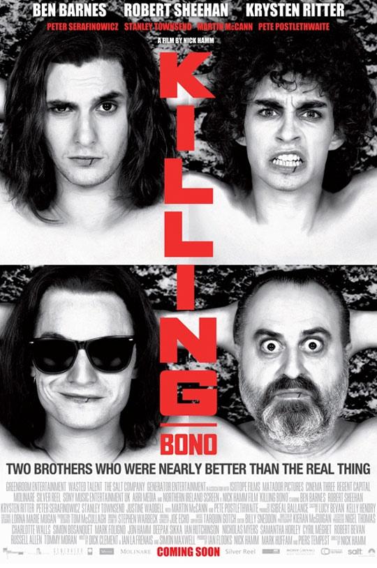 Killing Bono Poster #1