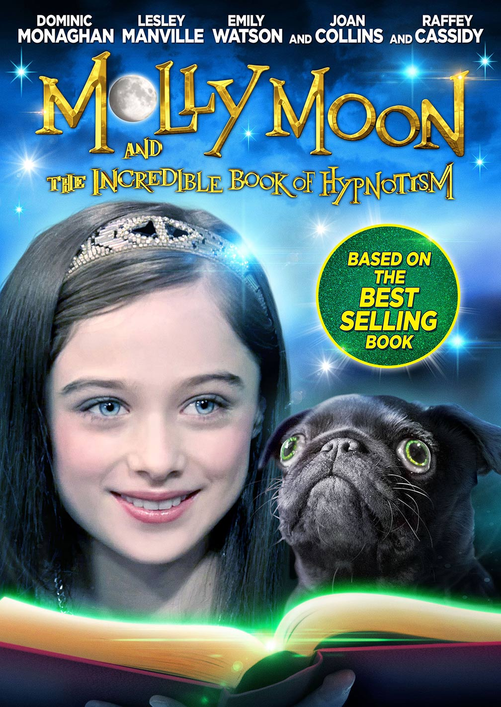 Molly Moon and the Incredible Book of Hypnotism Poster #1