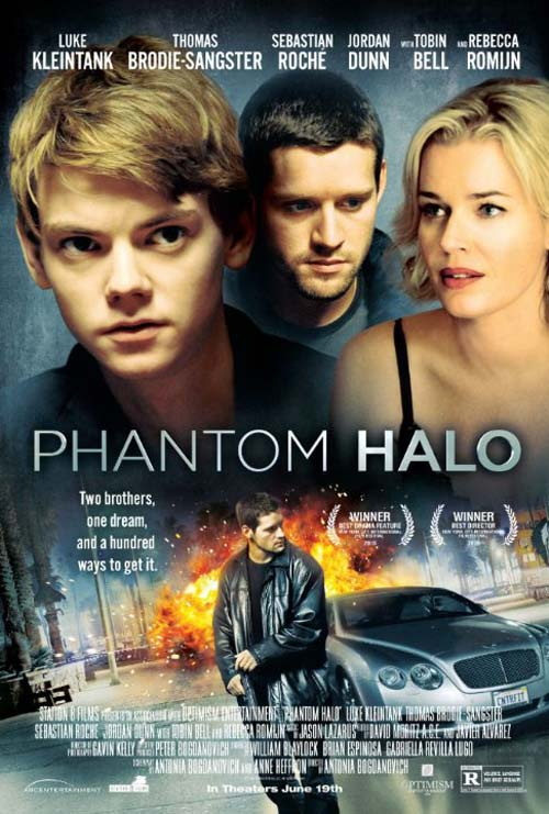 Phantom Halo Poster #1