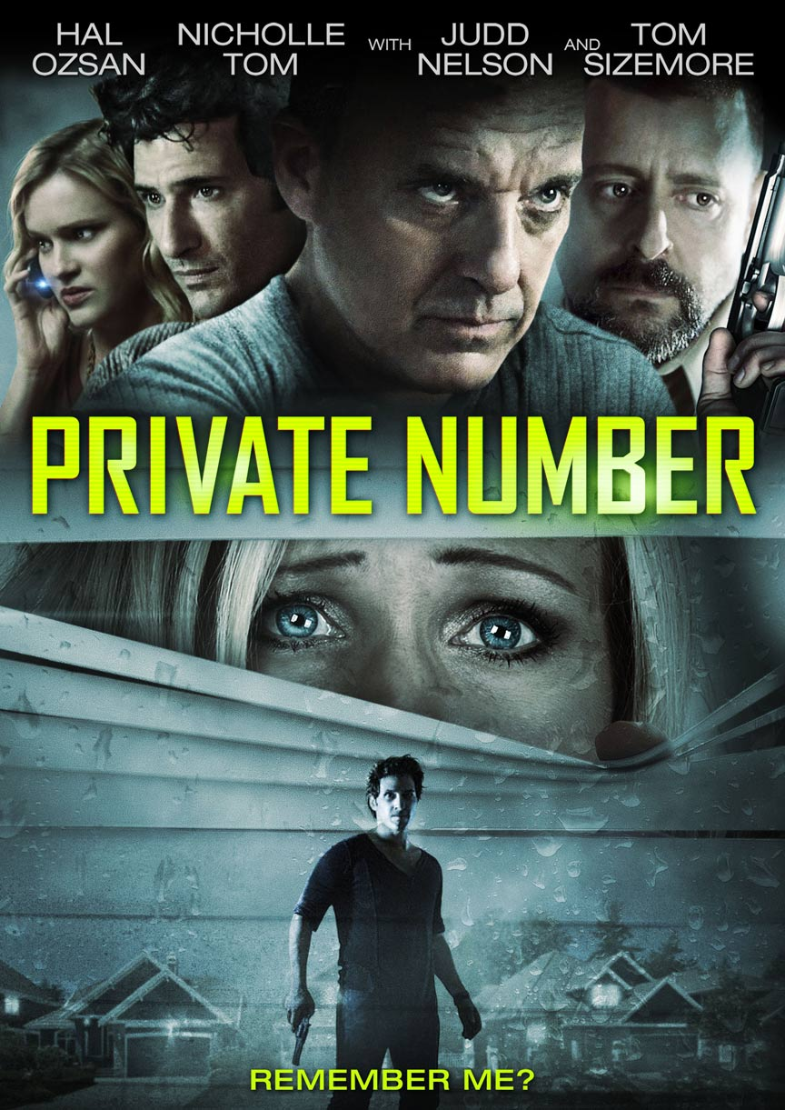 Private Number Poster #1