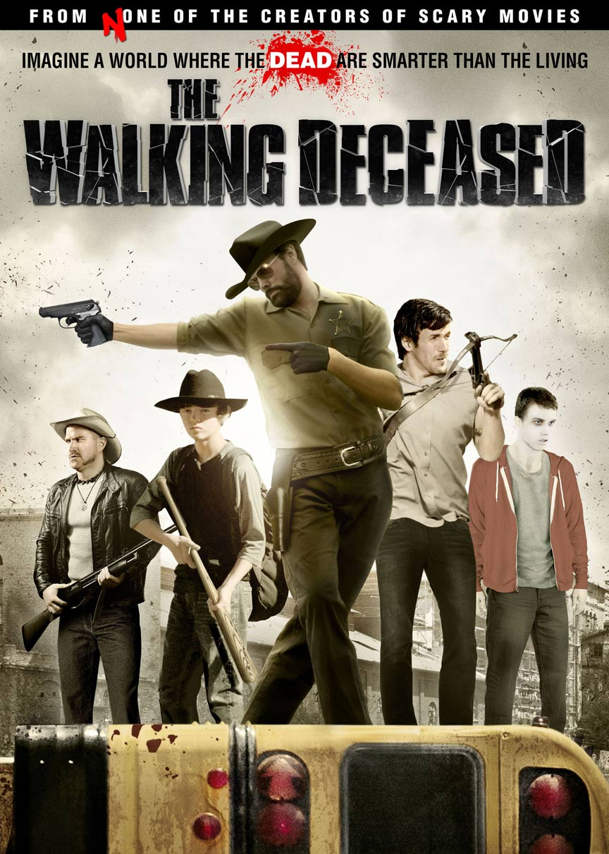 The Walking Deceased Poster #1