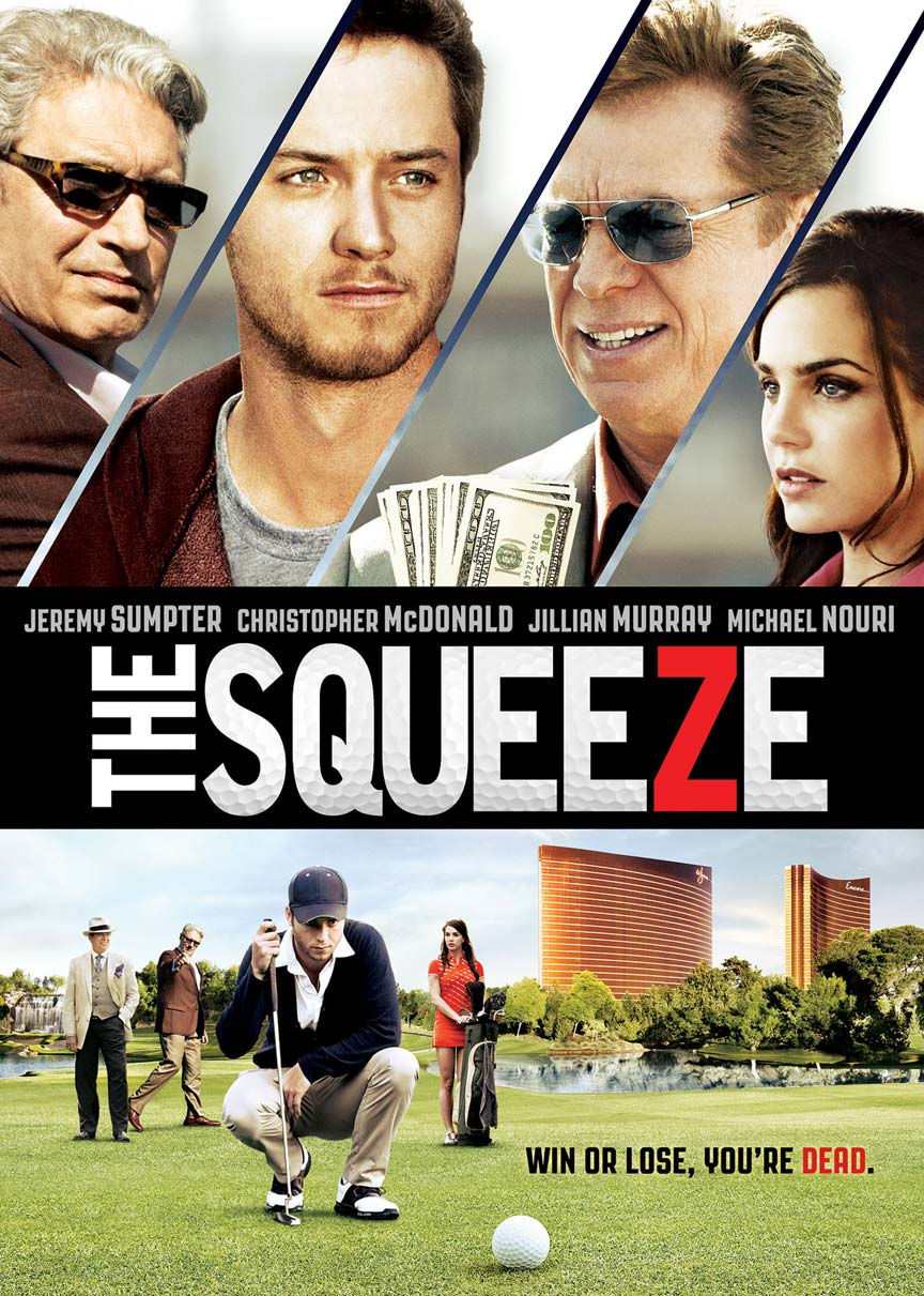 The Squeeze Poster #1