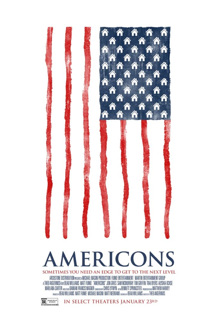 Americons Poster #1