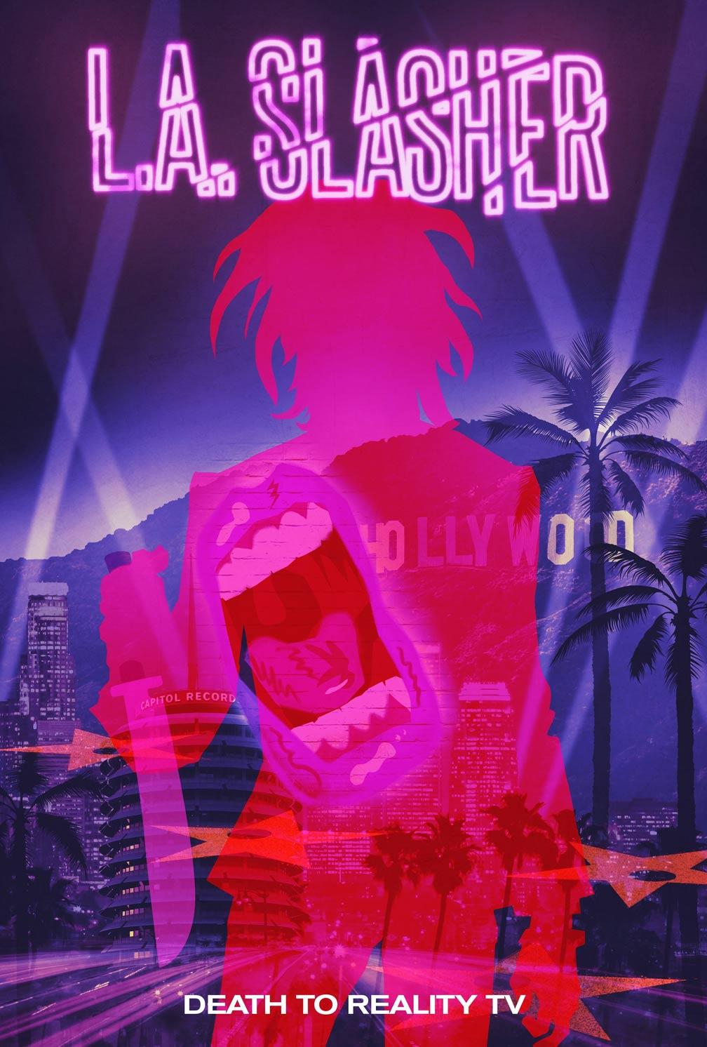 L.A. Slasher Poster #1
