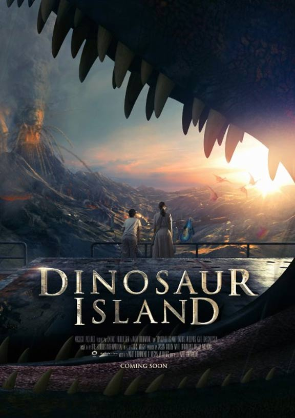 Dinosaur Island Poster #1