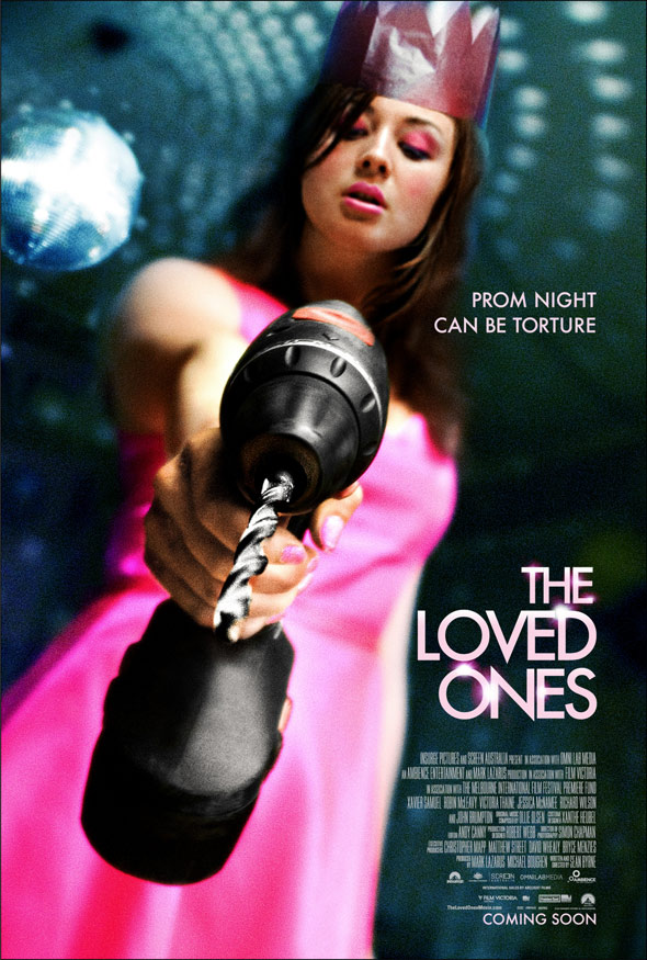 The Loved Ones Poster #3