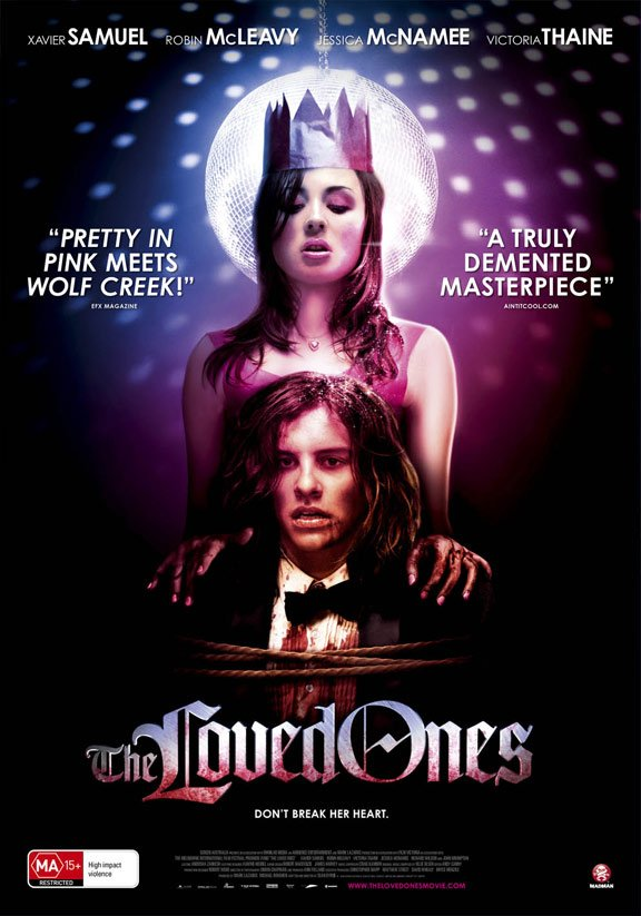 The Loved Ones Poster #1
