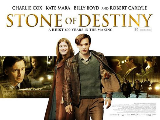 Stone of Destiny Poster #2