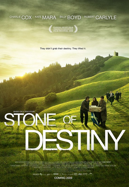 Stone of Destiny Poster #1