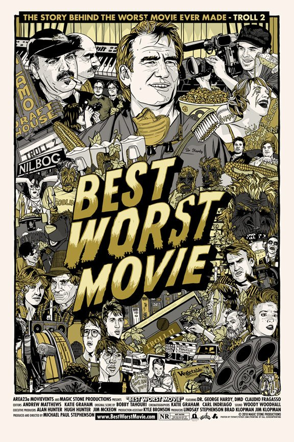 Best Worst Movie Poster #2