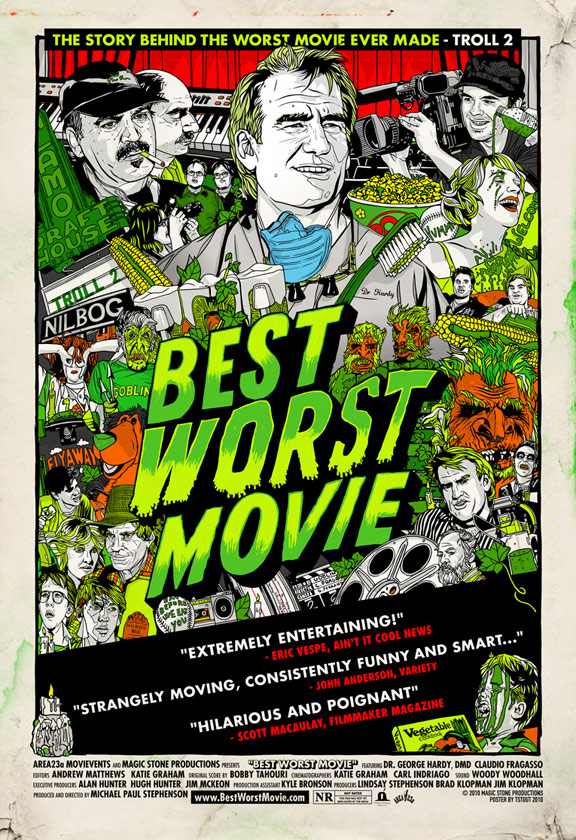 Best Worst Movie Poster #3