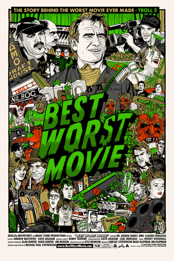 Best Worst Movie Poster #1