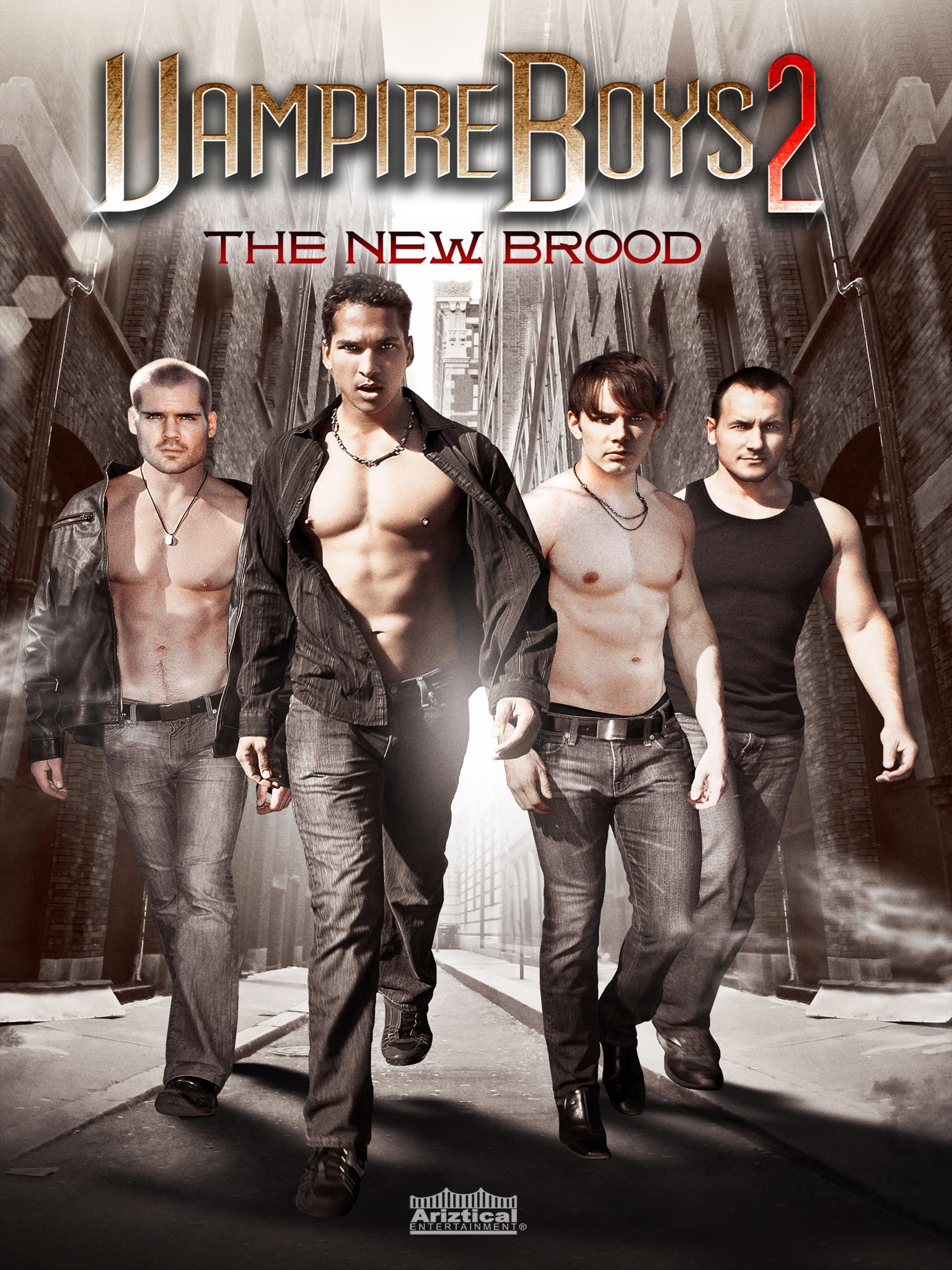 Vampire Boys 2: The New Brood Poster #1