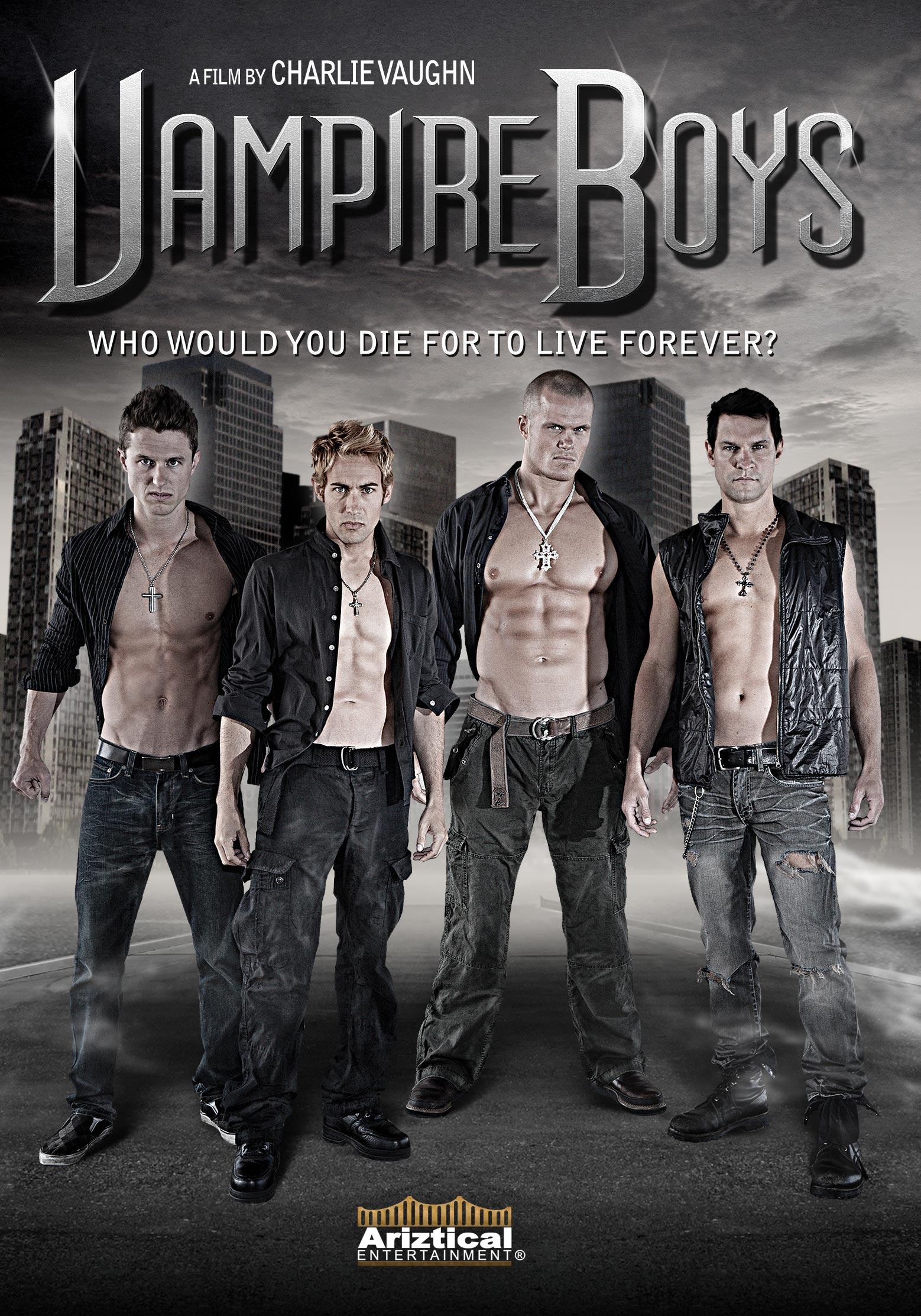 Vampire Boys Poster #1