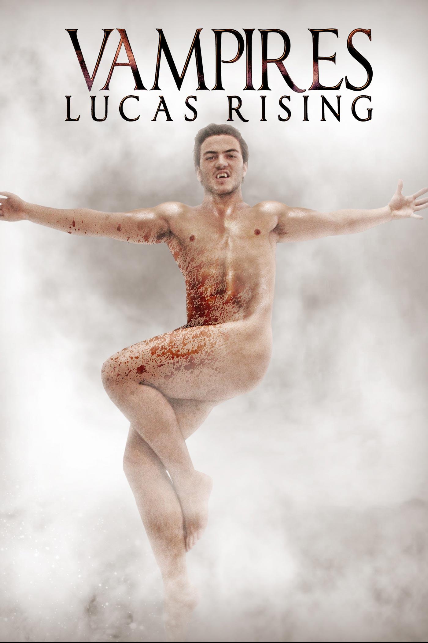 Vampires: Lucas Rising Poster #1