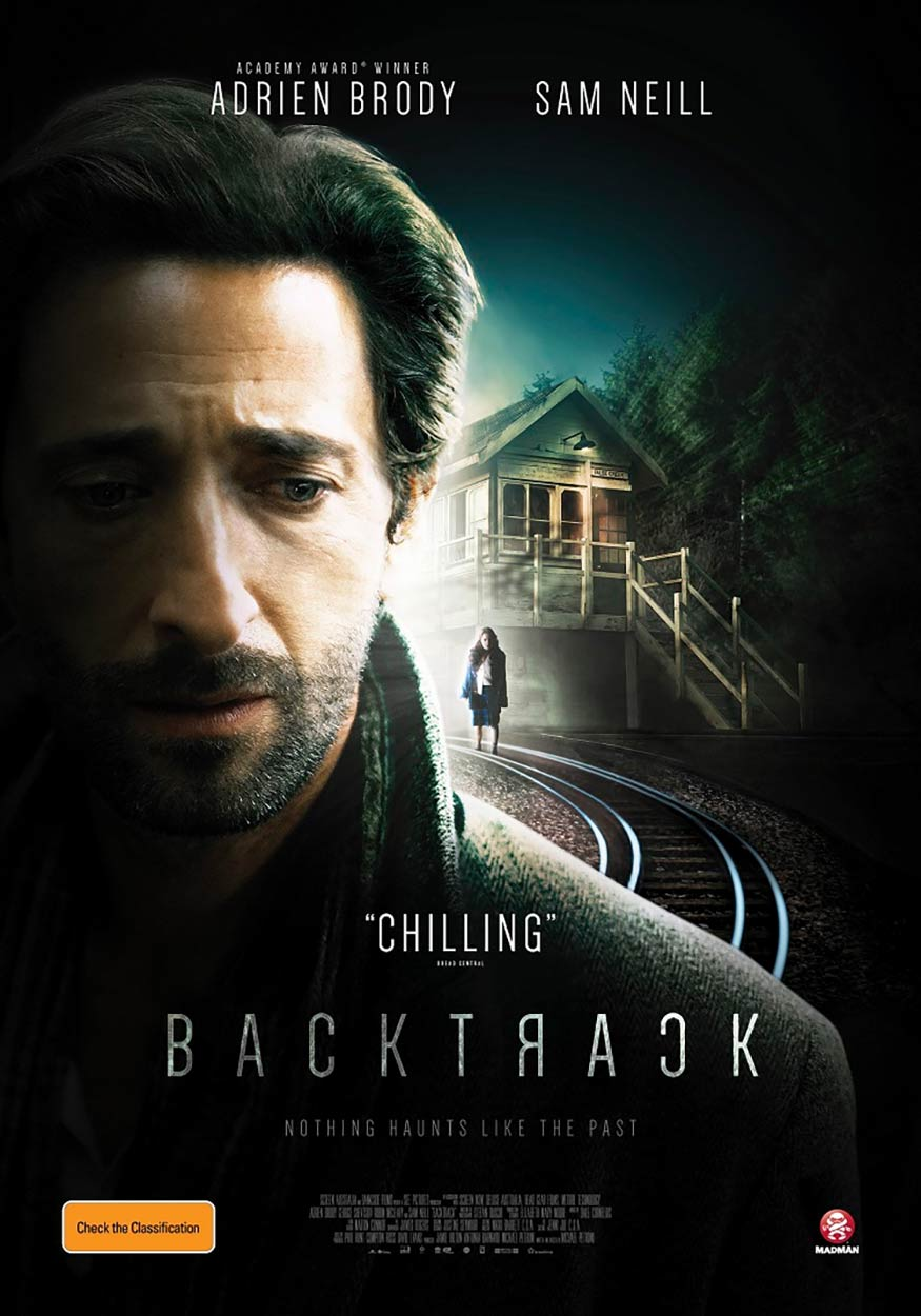 Backtrack Poster #1