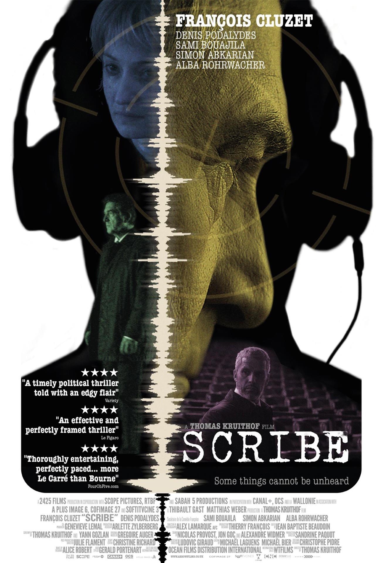 Scribe Poster #2