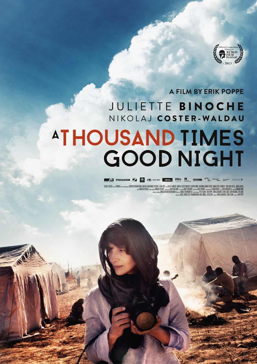 A Thousand Times Good Night Poster #1