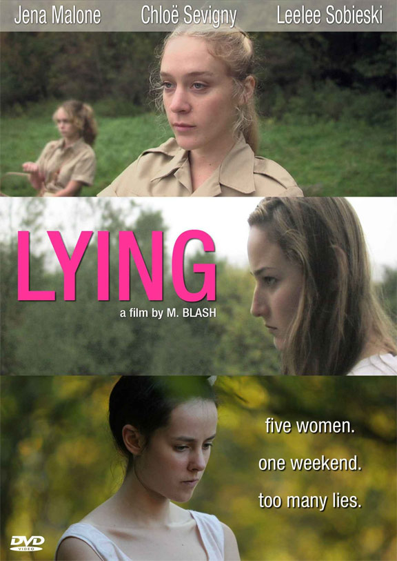 Lying Poster #1