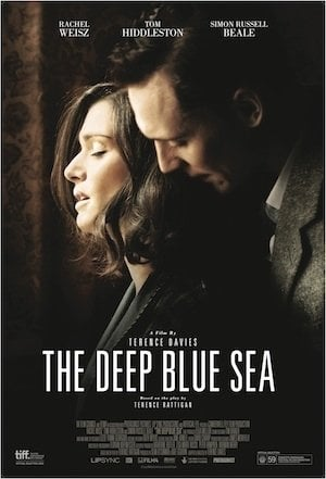 The Deep Blue Sea Poster #1