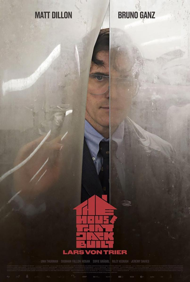 The House That Jack Built Poster #1