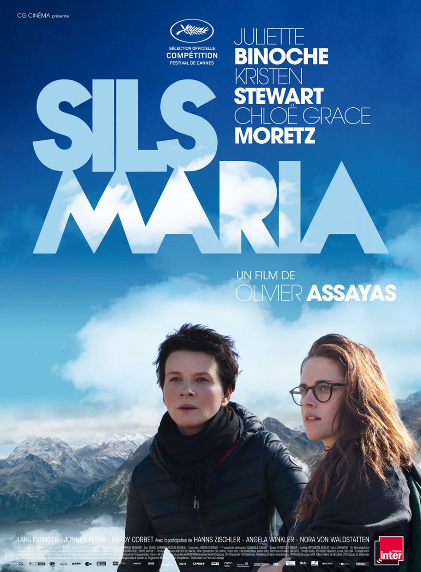 Clouds of Sils Maria Poster #2