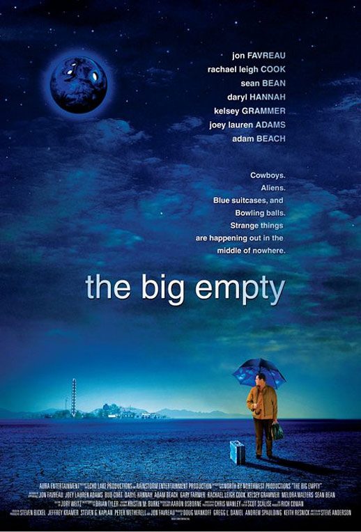 The Big Empty Poster #1