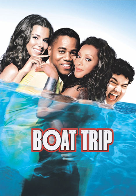 Boat Trip Poster #1