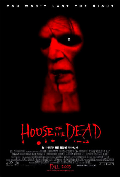 House of the Dead Poster #1