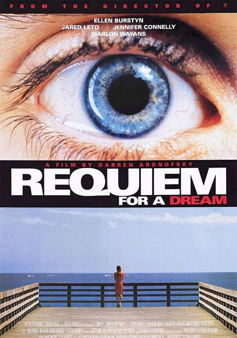 Requiem for a Dream Poster #1