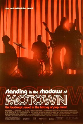 Standing in the Shadows of Motown Poster #1