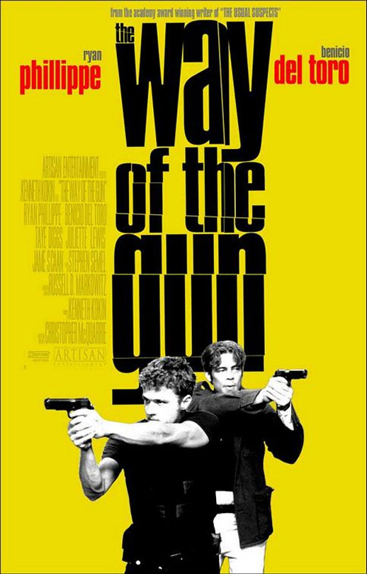 The Way of the Gun Poster #1