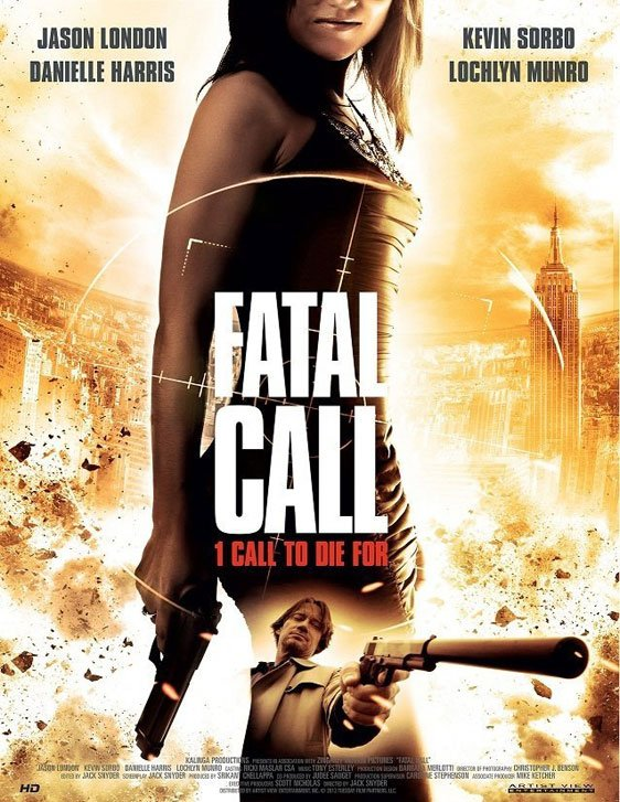 Fatal Call Poster #1