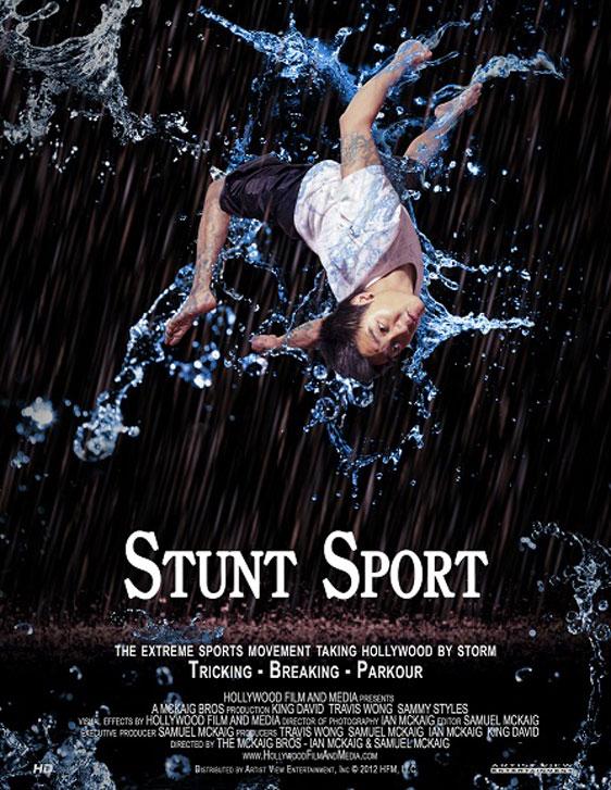 Stunt Sport Poster #1