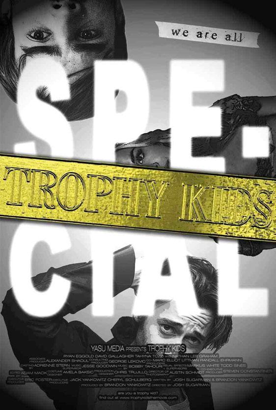 Trophy Kids Poster #1