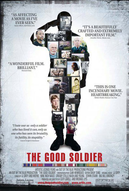 The Good Soldier Poster #1
