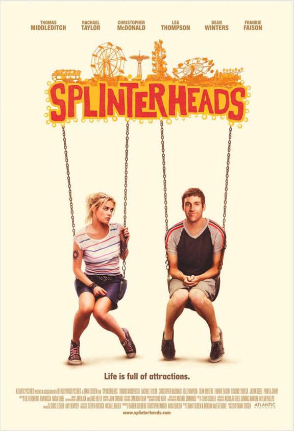 Splinterheads Poster #1