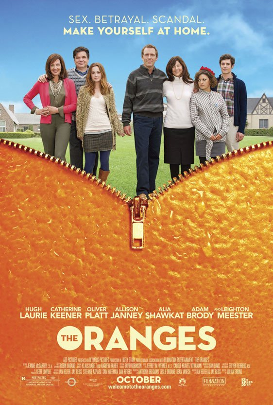 The Oranges Poster #2