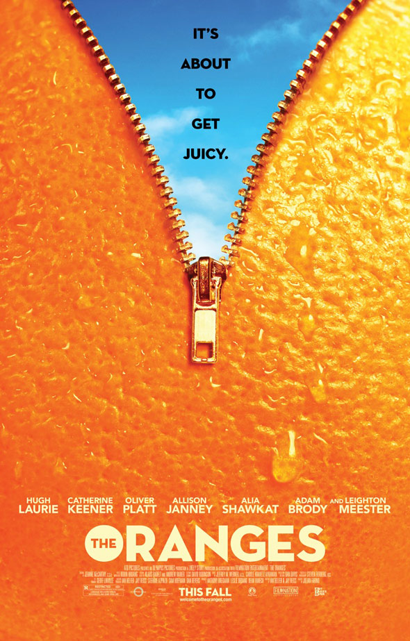 The Oranges Poster #1