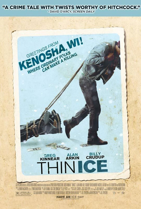 Thin Ice Poster #1
