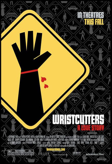 Wristcutters: A Love Story Poster #1