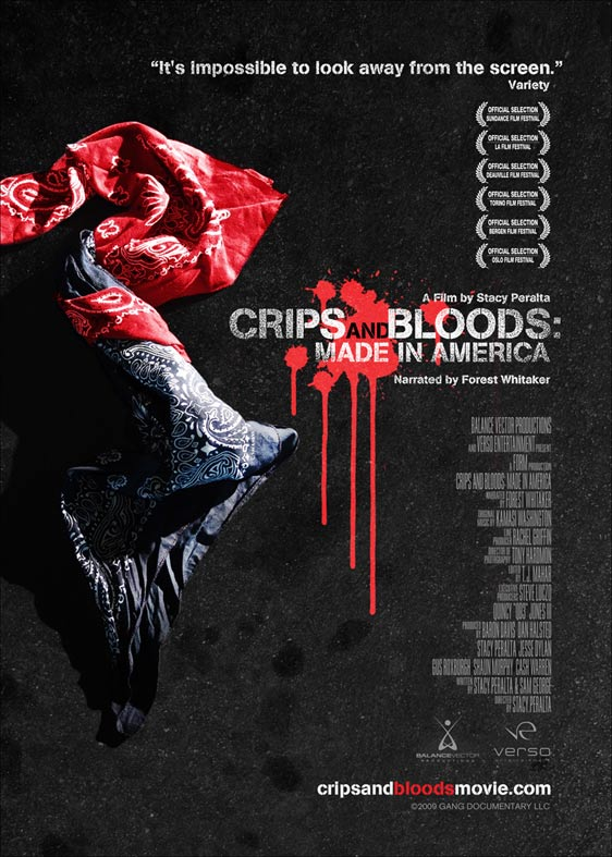 Crips and Bloods: Made in America Poster #1