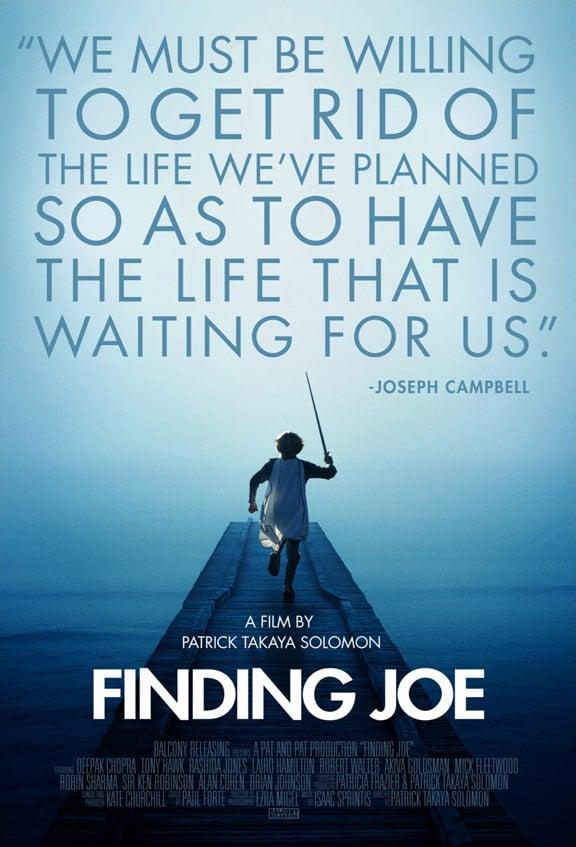 Finding Joe Poster #2