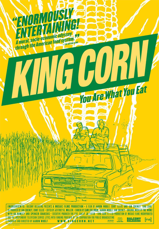 King Corn Poster #1