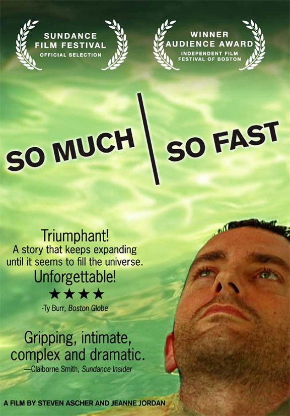 So Much So Fast Poster #1