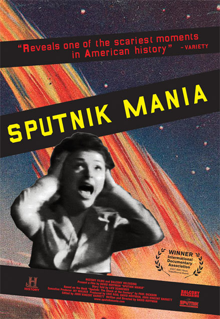 Sputnik Mania Poster #1