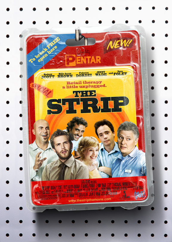 The Strip Poster #1