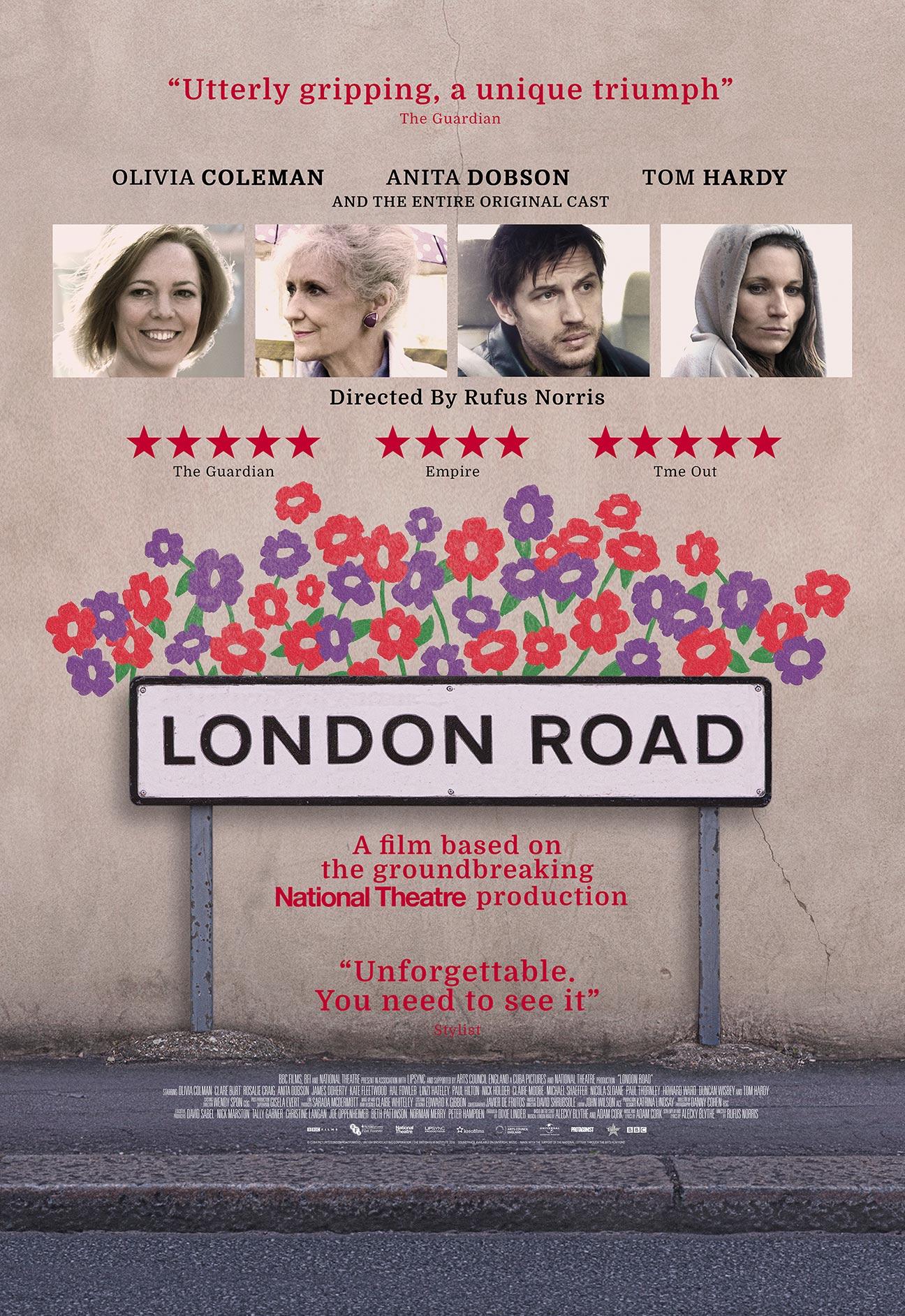 London Road Poster #1